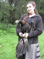 Emma & Eagle