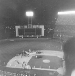 Beatles concert at Shea Stadium 1965