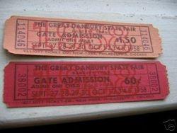 Danbury Fair tickets