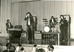 The Doors at Danbury High School 1967