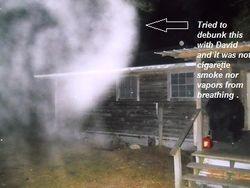 Cabin Ghost in Odum