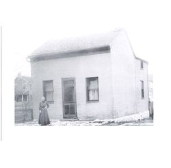 Morris Lasure's Home
