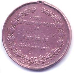 State Medallion - Reverse