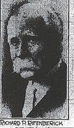 Richard P Rifenberick