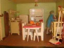 Triang 62 kitchen