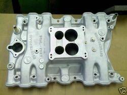 Offenhauser Dual-Port, spread bore, # 6031-DP