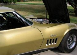 '69 Vette Riverside Gold