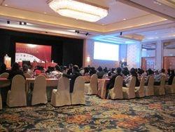 Delegates meeting at Shangri-la Hotel, Kuala Lumpur