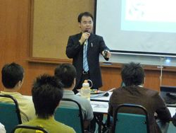 Delivering Training in Mandarin at Kuala Lumpur