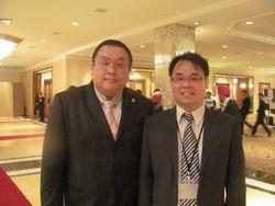 With VIP Datuk David Yeat Sew Chuong