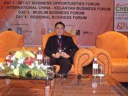 Official Interpreter at Cheng Ho Expo 2010 in Kelantan