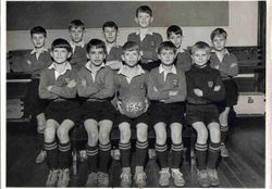 Colts Football  XI 1965