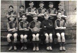 1st XII Football 1967