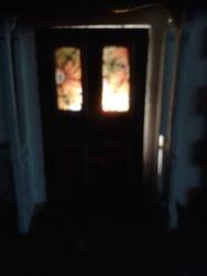 Looking towards the front door