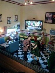 50s cafe & bar