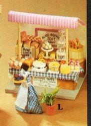 Baker Market Stall