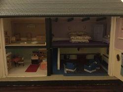 Deborah's Revamped GeeBee - interior work in progress