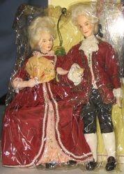 Erna Meyer 1/10 scale costume dolls