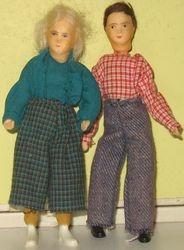 Erna Meyer 1/16 scale 1980s (?) couple