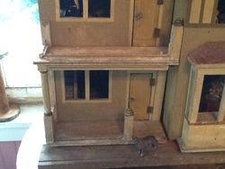 Porch railings missing