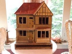 Front of probable Gottschalk house