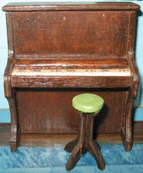 1920s piano, homemade