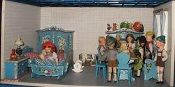 Dora Kuhn furniture & Erna Meyer dolls