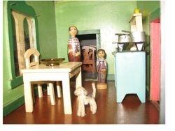 Federation bungalow kitchen