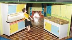 Eagle Toys hexagonal house kitchen