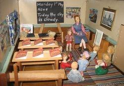 Infants' Class at school