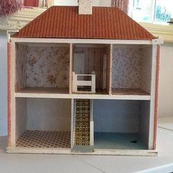 Sarah's Unknown House Interior