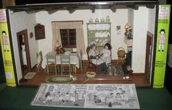 Fair exhibits- Milly-Molly-Mandy room