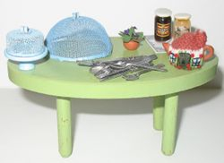 My buys at the fair - kitchen items