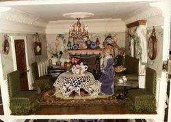 First floor- ladies' withdrawing room