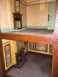 Left side upper and lower floors
