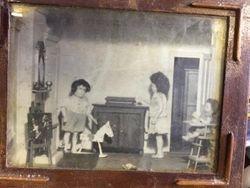 Framed photo of the nursery