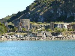 Limestone Island-Ruins