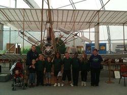 Air museum - Cody's plane