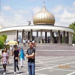 Mir Iqbal at KualaLumpur Malaysia