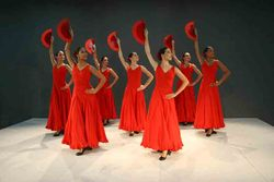 Bailarinas Cubanas