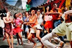 Cuba baila en la calle