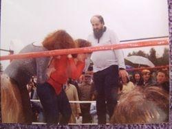 Lady Emma and Suzie McDonald 1985