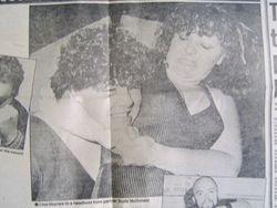 Lisa Jane and Suzie McDonald