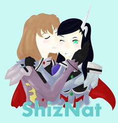 ShizNat by CrazyAnimeTako