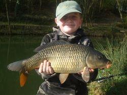 first ever carp