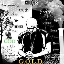 G.O.L.D. album cover
