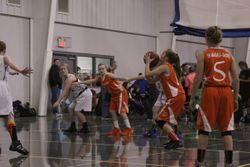 Kenna free throw vs Jaguars