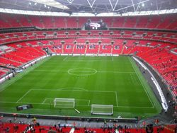 This is Wembley