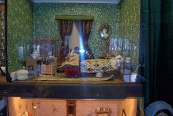 grassington local museum dollhouse