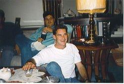 Ron Kapec and Jeff Shields
